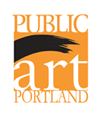 Portland Public Art Logo